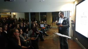 Syed Kamall MEP for London gives Makers Academy Graduation speech